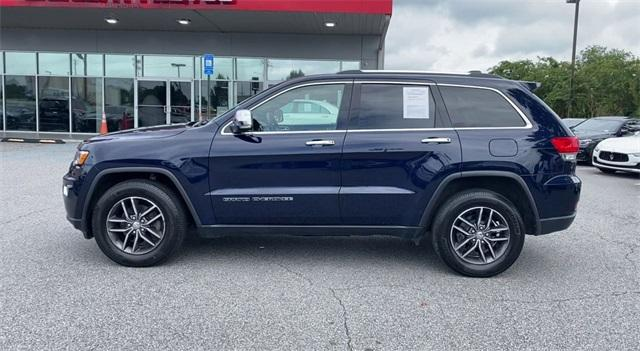 Used 2017 Jeep Grand Cherokee Limited for sale Sold at Gravity Autos Roswell in Roswell GA 30076 5