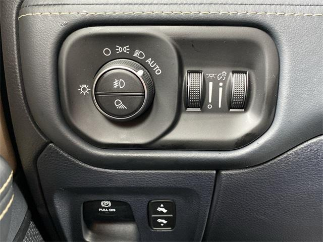 Used 2019 Ram 1500 Limited for sale Sold at Gravity Autos Roswell in Roswell GA 30076 32