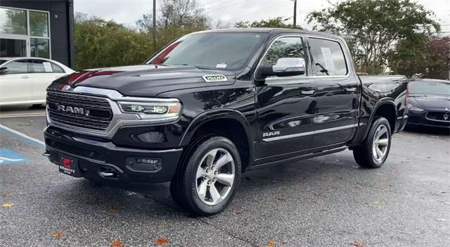 Used 2019 Ram 1500 Limited for sale Sold at Gravity Autos Roswell in Roswell GA 30076 4