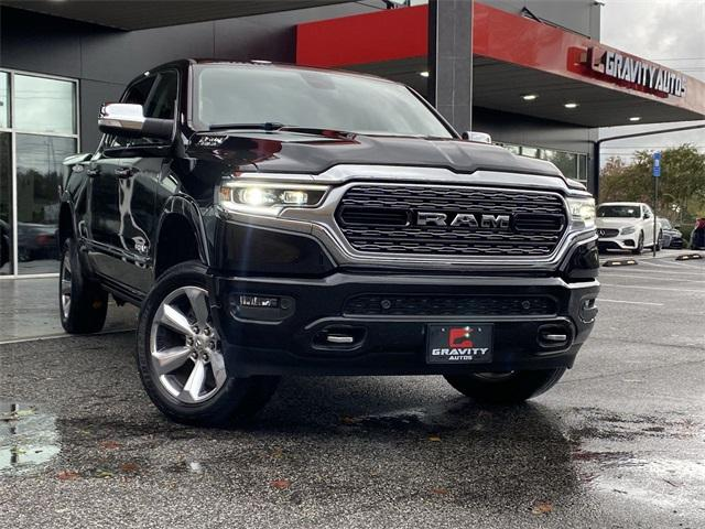 Used 2019 Ram 1500 Limited for sale Sold at Gravity Autos Roswell in Roswell GA 30076 1