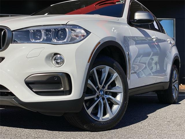 Used 2017 BMW X6 xDrive35i for sale Sold at Gravity Autos Roswell in Roswell GA 30076 10