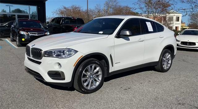 Used 2017 BMW X6 xDrive35i for sale Sold at Gravity Autos Roswell in Roswell GA 30076 4