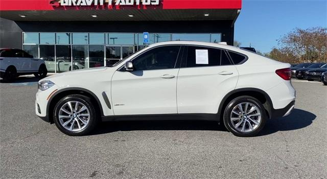 Used 2017 BMW X6 xDrive35i for sale Sold at Gravity Autos Roswell in Roswell GA 30076 5