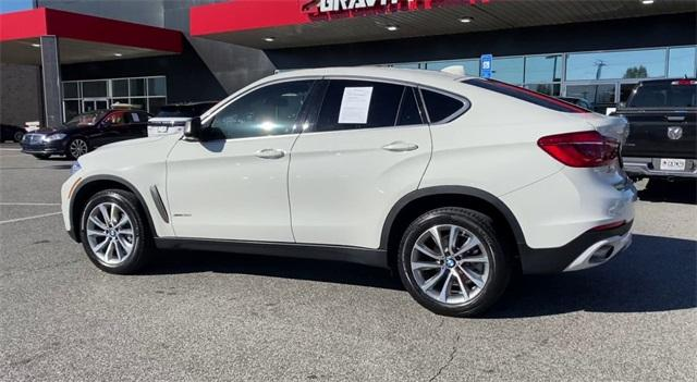 Used 2017 BMW X6 xDrive35i for sale Sold at Gravity Autos Roswell in Roswell GA 30076 6