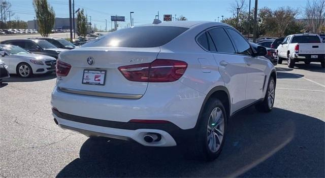 Used 2017 BMW X6 xDrive35i for sale Sold at Gravity Autos Roswell in Roswell GA 30076 8