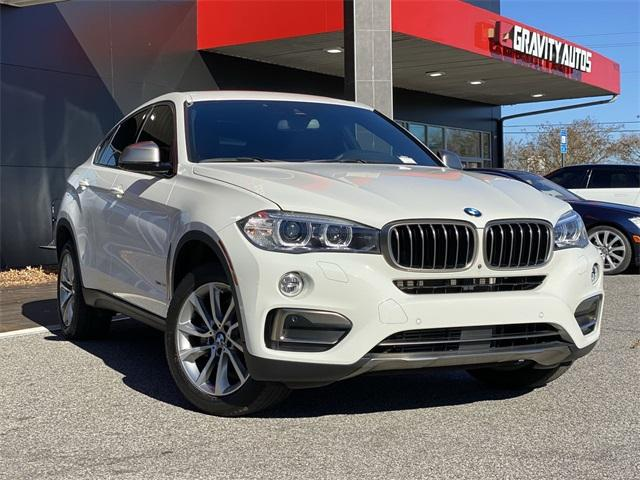 Used 2017 BMW X6 xDrive35i for sale Sold at Gravity Autos Roswell in Roswell GA 30076 1