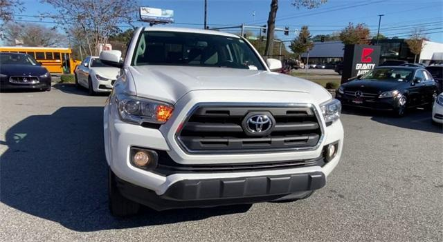 Used 2017 Toyota Tacoma SR5 for sale Sold at Gravity Autos Roswell in Roswell GA 30076 3