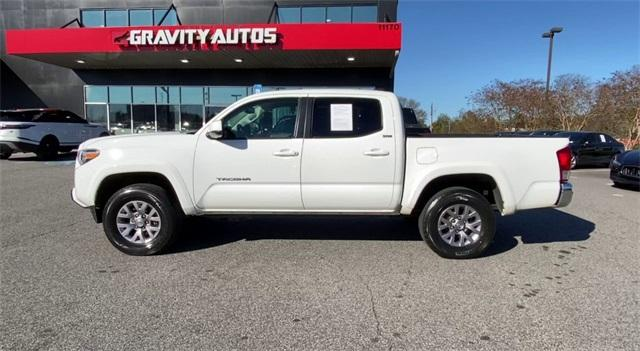 Used 2017 Toyota Tacoma SR5 for sale Sold at Gravity Autos Roswell in Roswell GA 30076 5
