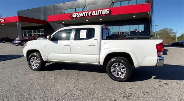 Used 2017 Toyota Tacoma SR5 for sale Sold at Gravity Autos Roswell in Roswell GA 30076 6
