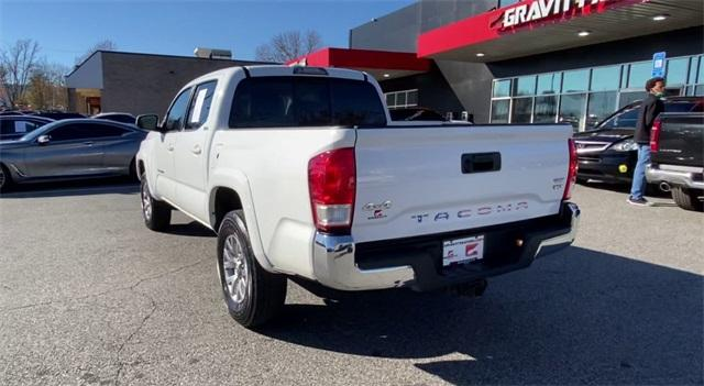 Used 2017 Toyota Tacoma SR5 for sale Sold at Gravity Autos Roswell in Roswell GA 30076 7
