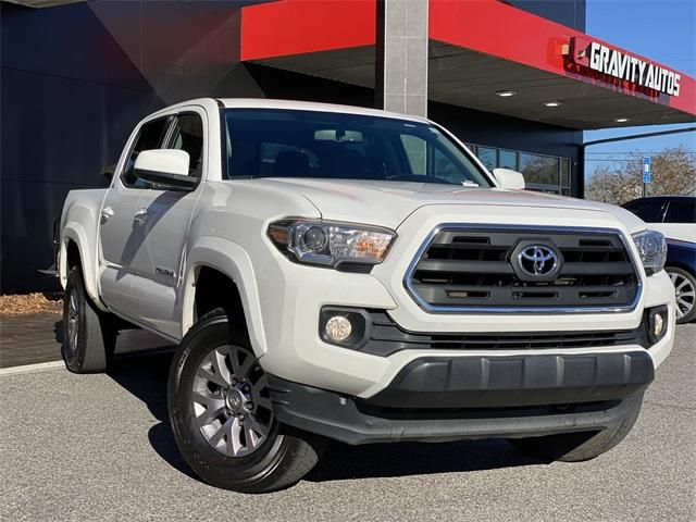 Used 2017 Toyota Tacoma SR5 for sale Sold at Gravity Autos Roswell in Roswell GA 30076 1
