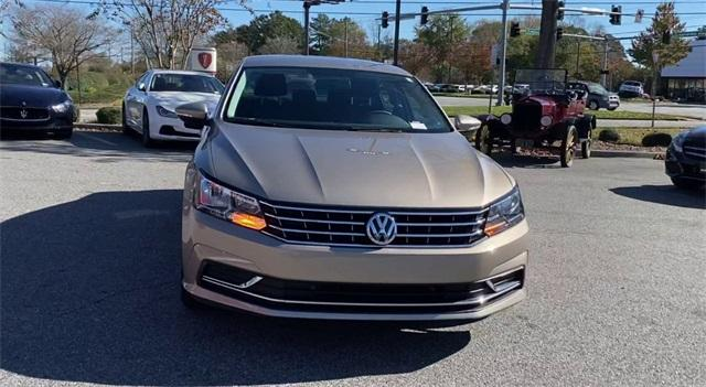 Used 2016 Volkswagen Passat 1.8T R-Line for sale Sold at Gravity Autos Roswell in Roswell GA 30076 3