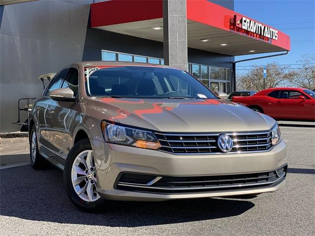 Used 2016 Volkswagen Passat 1.8T R-Line for sale Sold at Gravity Autos Roswell in Roswell GA 30076 1