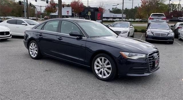 Used 2013 Audi A6 2.0T Premium Plus for sale Sold at Gravity Autos Roswell in Roswell GA 30076 3