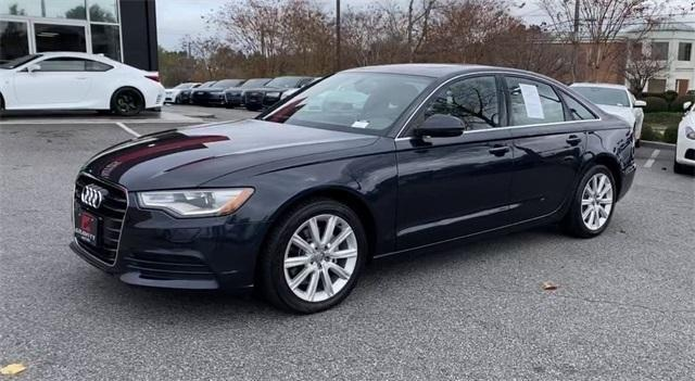 Used 2013 Audi A6 2.0T Premium Plus for sale Sold at Gravity Autos Roswell in Roswell GA 30076 5