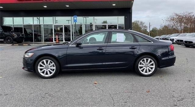 Used 2013 Audi A6 2.0T Premium Plus for sale Sold at Gravity Autos Roswell in Roswell GA 30076 6