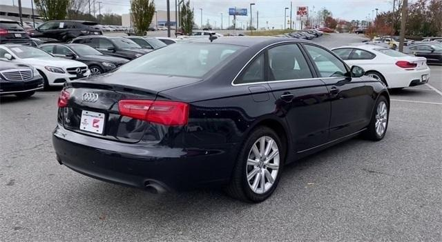 Used 2013 Audi A6 2.0T Premium Plus for sale Sold at Gravity Autos Roswell in Roswell GA 30076 8