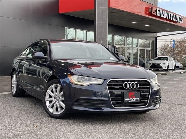 Used 2013 Audi A6 2.0T Premium Plus for sale Sold at Gravity Autos Roswell in Roswell GA 30076 1