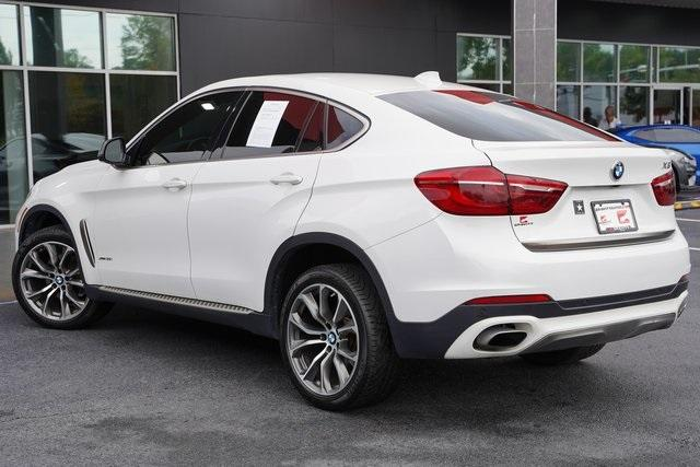 Used 2018 BMW X6 xDrive35i for sale $50,996 at Gravity Autos Roswell in Roswell GA 30076 11