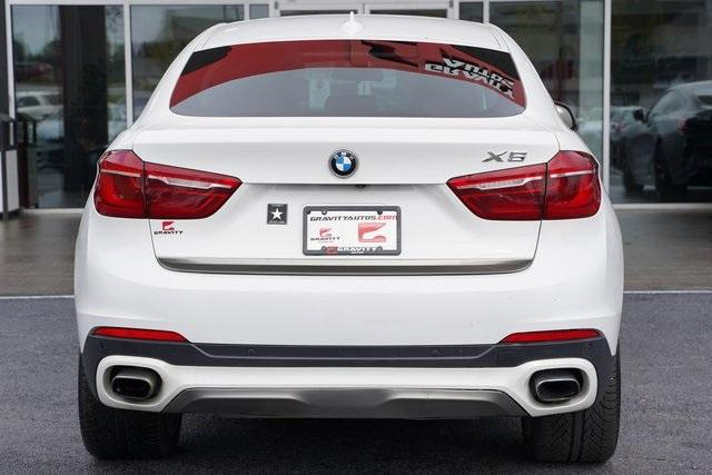 Used 2018 BMW X6 xDrive35i for sale $50,996 at Gravity Autos Roswell in Roswell GA 30076 12