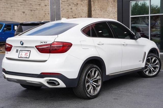 Used 2018 BMW X6 xDrive35i for sale $50,996 at Gravity Autos Roswell in Roswell GA 30076 13