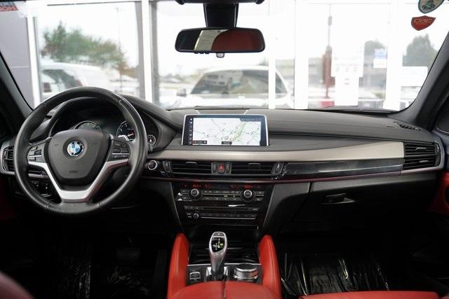 Used 2018 BMW X6 xDrive35i for sale $50,996 at Gravity Autos Roswell in Roswell GA 30076 15