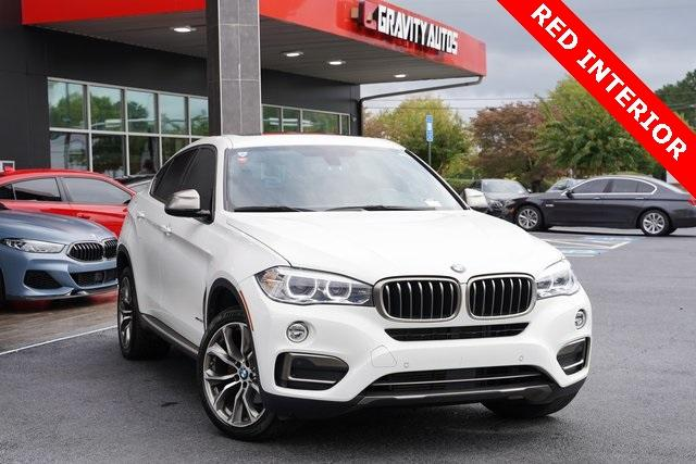 Used 2018 BMW X6 xDrive35i for sale $50,996 at Gravity Autos Roswell in Roswell GA 30076 2
