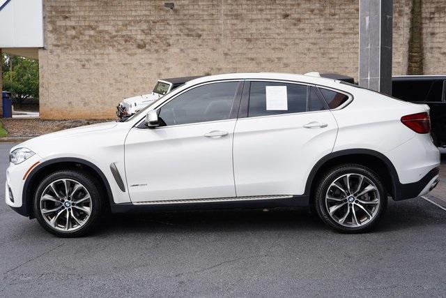 Used 2018 BMW X6 xDrive35i for sale $50,996 at Gravity Autos Roswell in Roswell GA 30076 4