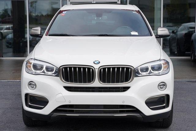 Used 2018 BMW X6 xDrive35i for sale $50,996 at Gravity Autos Roswell in Roswell GA 30076 6