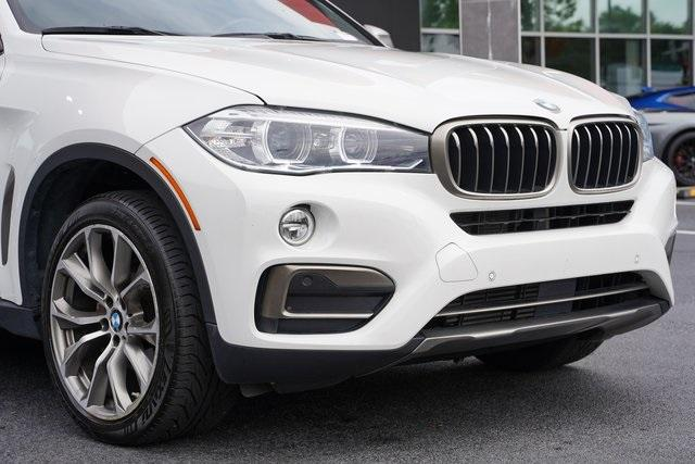 Used 2018 BMW X6 xDrive35i for sale $50,996 at Gravity Autos Roswell in Roswell GA 30076 9