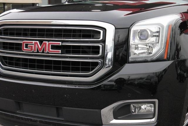 Used 2015 GMC Yukon SLT for sale Sold at Gravity Autos Roswell in Roswell GA 30076 3