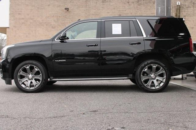 Used 2015 GMC Yukon SLT for sale Sold at Gravity Autos Roswell in Roswell GA 30076 4