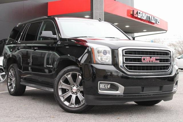 Used 2015 GMC Yukon SLT for sale Sold at Gravity Autos Roswell in Roswell GA 30076 1