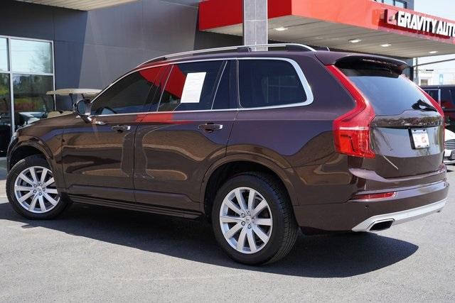 Used 2018 Volvo XC90 T6 Momentum for sale $36,992 at Gravity Autos Roswell in Roswell GA 30076 10