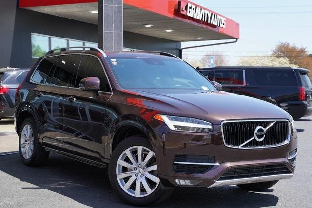 Used 2018 Volvo XC90 T6 Momentum for sale $36,992 at Gravity Autos Roswell in Roswell GA 30076 2