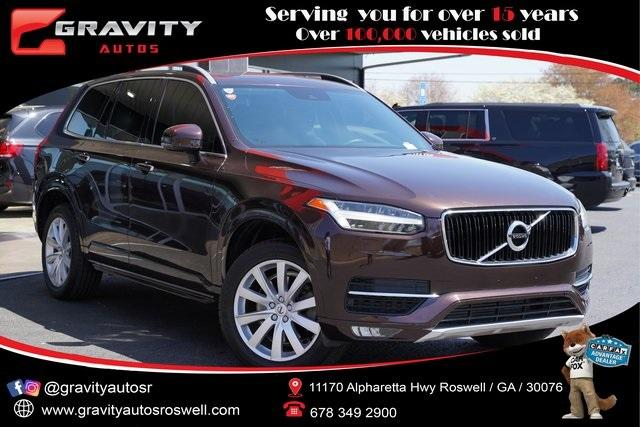Used 2018 Volvo XC90 T6 Momentum for sale $36,992 at Gravity Autos Roswell in Roswell GA 30076 1
