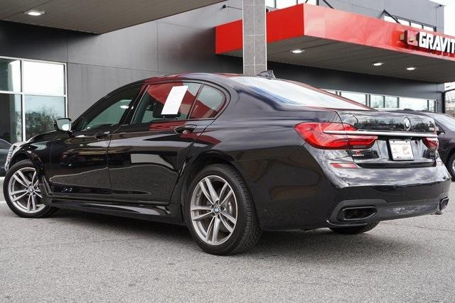 Used 2018 BMW 7 Series 750i for sale $47,492 at Gravity Autos Roswell in Roswell GA 30076 10