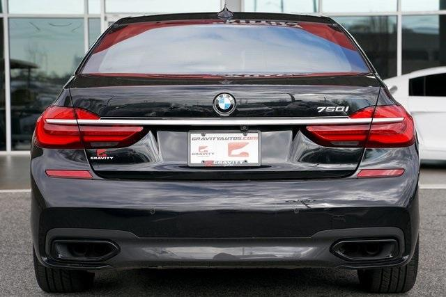 Used 2018 BMW 7 Series 750i for sale $47,492 at Gravity Autos Roswell in Roswell GA 30076 11