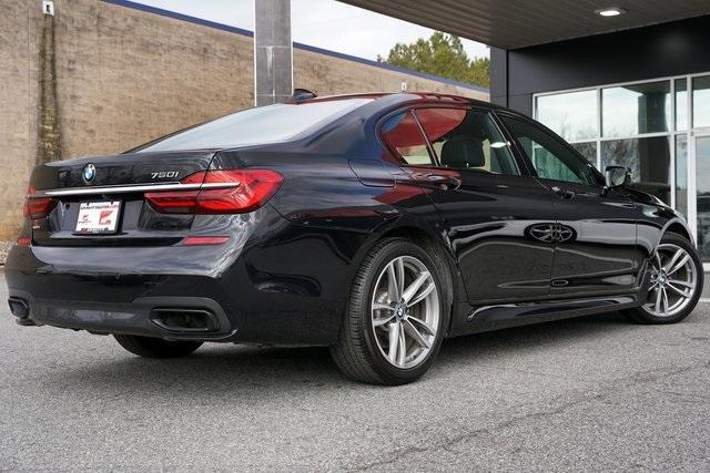 Used 2018 BMW 7 Series 750i for sale $47,492 at Gravity Autos Roswell in Roswell GA 30076 12