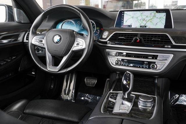 Used 2018 BMW 7 Series 750i for sale $47,492 at Gravity Autos Roswell in Roswell GA 30076 14