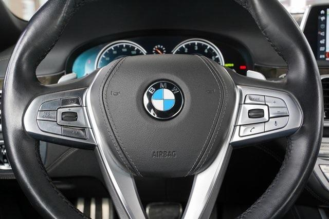 Used 2018 BMW 7 Series 750i for sale $47,492 at Gravity Autos Roswell in Roswell GA 30076 15