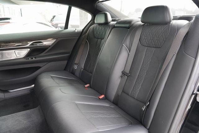 Used 2018 BMW 7 Series 750i for sale $47,492 at Gravity Autos Roswell in Roswell GA 30076 28