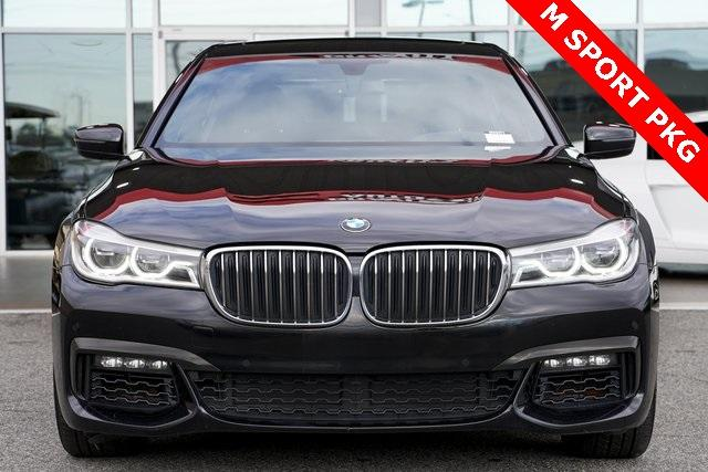 Used 2018 BMW 7 Series 750i for sale $47,492 at Gravity Autos Roswell in Roswell GA 30076 5