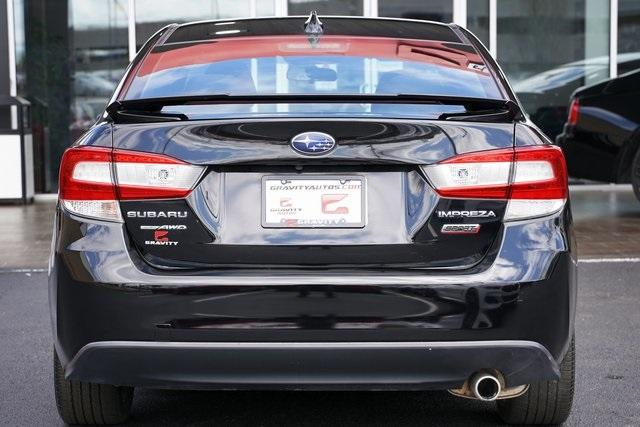 Used 2018 Subaru Impreza 2.0i Sport for sale $19,493 at Gravity Autos Roswell in Roswell GA 30076 13