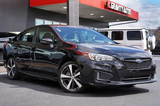 Used 2018 Subaru Impreza 2.0i Sport for sale $19,493 at Gravity Autos Roswell in Roswell GA 30076 2