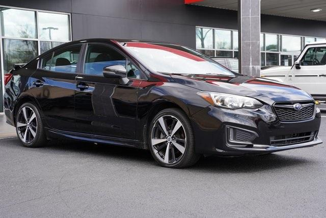 Used 2018 Subaru Impreza 2.0i Sport for sale $19,493 at Gravity Autos Roswell in Roswell GA 30076 7
