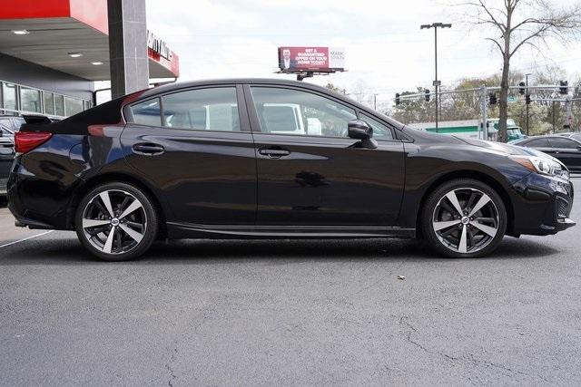 Used 2018 Subaru Impreza 2.0i Sport for sale $19,493 at Gravity Autos Roswell in Roswell GA 30076 8