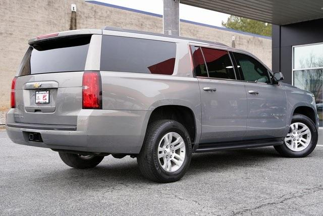 Used 2018 Chevrolet Suburban LT for sale Sold at Gravity Autos Roswell in Roswell GA 30076 12