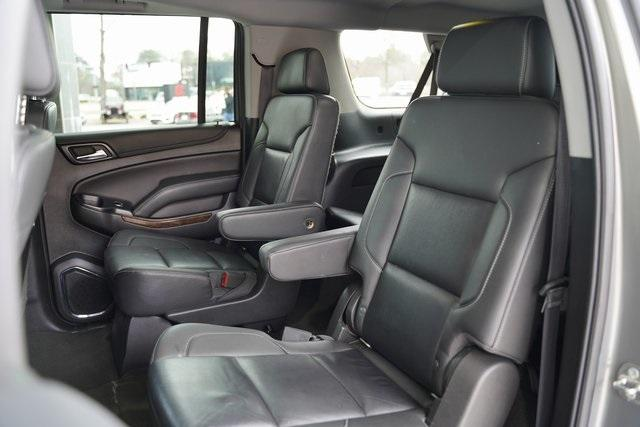 Used 2018 Chevrolet Suburban LT for sale Sold at Gravity Autos Roswell in Roswell GA 30076 30