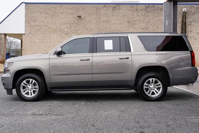 Used 2018 Chevrolet Suburban LT for sale Sold at Gravity Autos Roswell in Roswell GA 30076 4